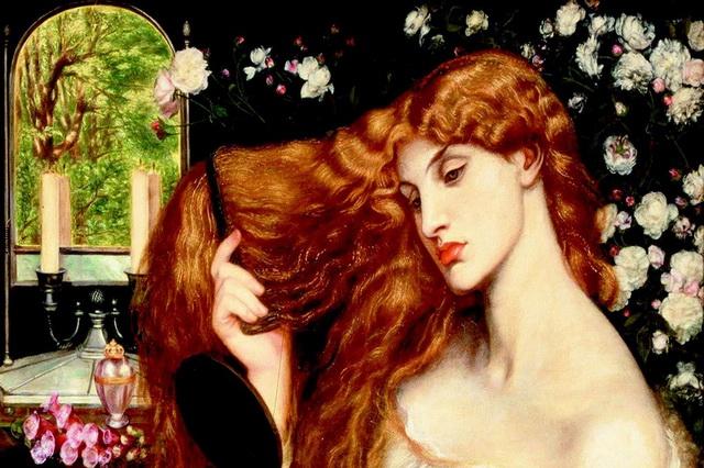 Картины Данте Габриэль Россетти - ТОП-10 известных работ с фото и описанием