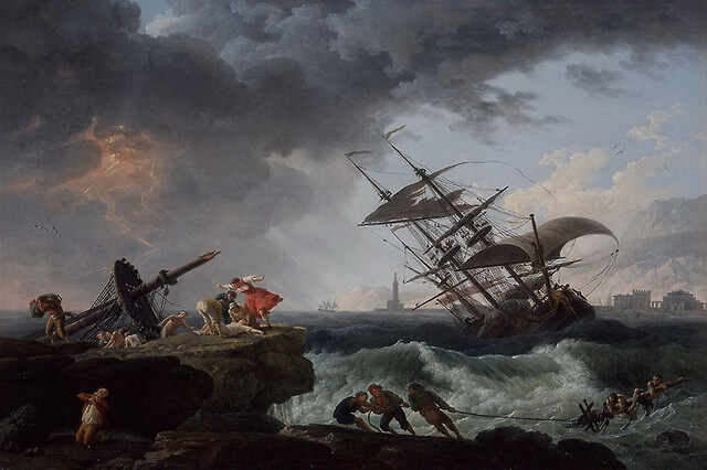 Картины моря известных художников - лучшие морские пейзажи с названием и описанием