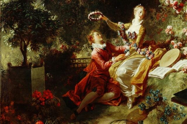 Сады в живописи известных художников - ТОП-10 картин