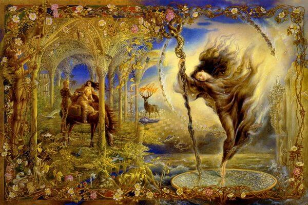 Волшебные иллюстрации Кинуко Крафт