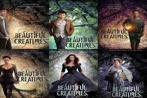 Книги фэнтези про ведьм - «Прекрасные создания»