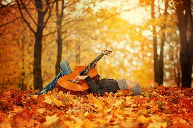 Красивая осенняя музыка - лучшие инструментальные композиции