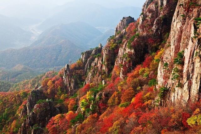 Красивые осенние пейзажи с фото для вдохновения - Осень в горах
