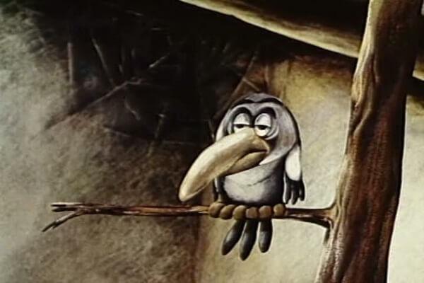 Интересные мультфильмы на Хэллоуин - Маленькая колдунья