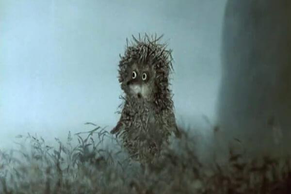 Лучшие мультфильмы на Хэллоуин - Ёжик в тумане