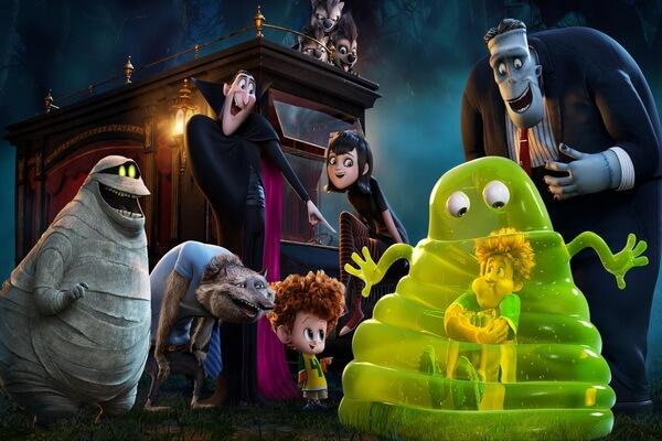 Лучшие мультфильмы на Хэллоуин - Монстры на каникулах