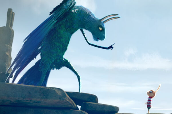 Самые мистические мультфильмы - За тридевять земель