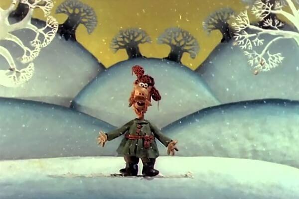 Лучшие советские новогодние мультики - «Падал прошлогодний снег» (1983)