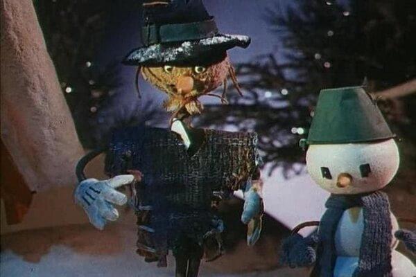 Лучшие советские новогодние мультики - «Тимошкина ёлка» (1966)