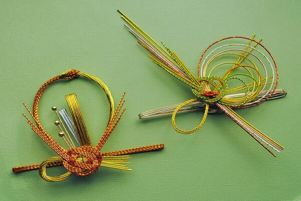 Техника плетения мидзухики для начинающих