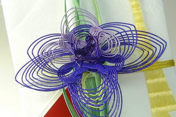 Техника плетения мидзухики