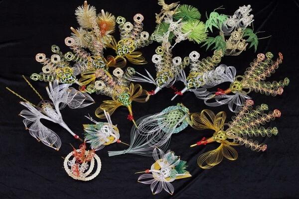Японское рукоделие мидзухики