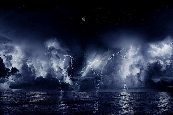 Молнии Кататумбо - природа феномена