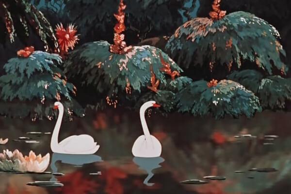 Как создавался советский мультфильм «Аленький цветочек» (1952)