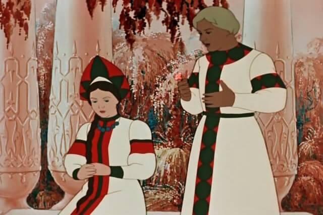 Советский мультфильм «Аленький цветочек» (1952) - история создания и интересные факты об известной сказке Аксакова