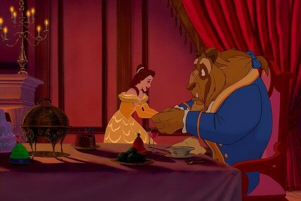 Как создавался мультфильм «Красавица и чудовище» Диснея (1991)