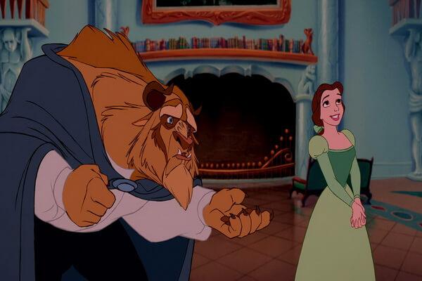 Кто озвучивал героев мультфильма «Красавица и чудовище» Диснея (1991)