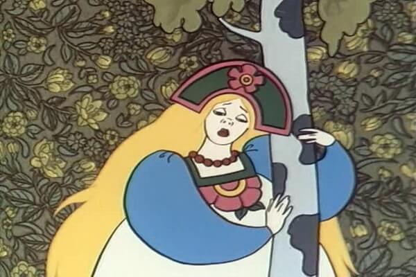 Забава из мультфильма «Летучий корабль»