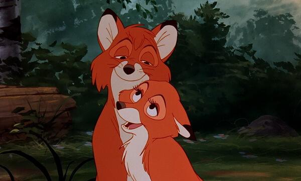 История создания мультфильма «Лис и пёс» (1981)