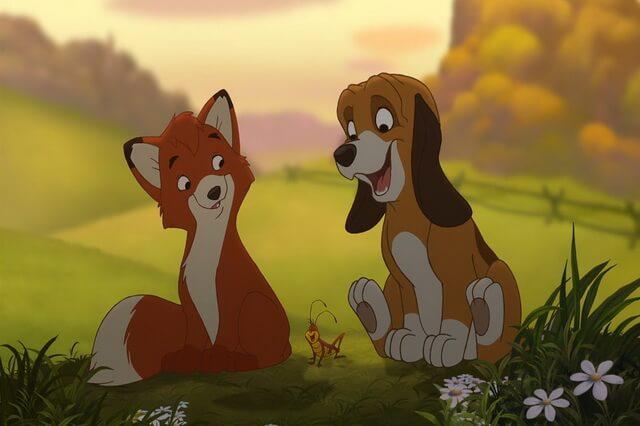 Мультфильм «Лис и пёс» (1981) - история создания