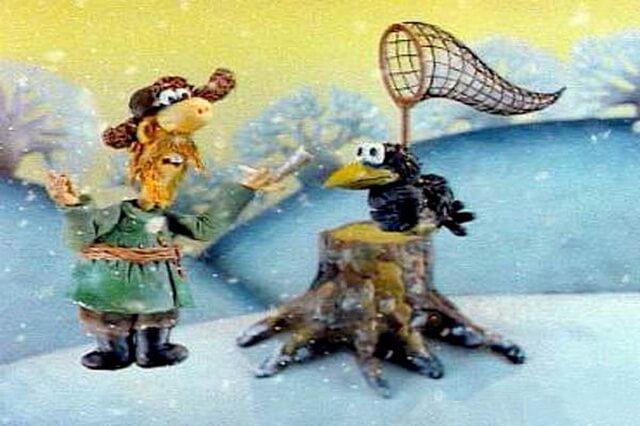 Лучший новогодний мультфильм «Падал прошлогодний снег» - история создания