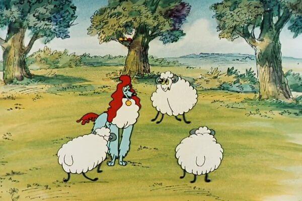 Кто создавал и исполнял песни в мультфильме «Пёс в сапогах» (1981)
