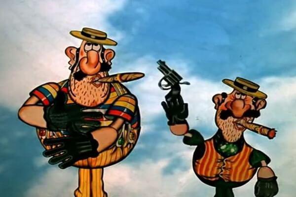 Музыка и песни к мультфильму «Приключения капитана Врунгеля»