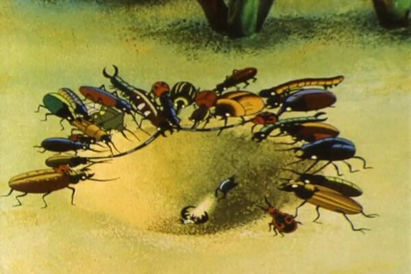 Мультфильм «Путешествие муравья» (1983) - история создания