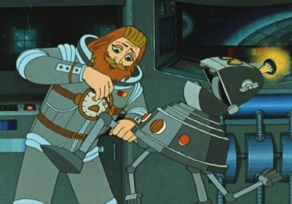 Герои мультфильма «Тайна третьей планеты»