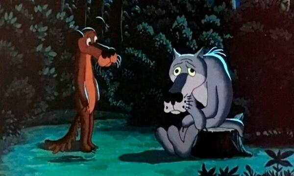 Фразы из мультфильма «Жил-был пёс»