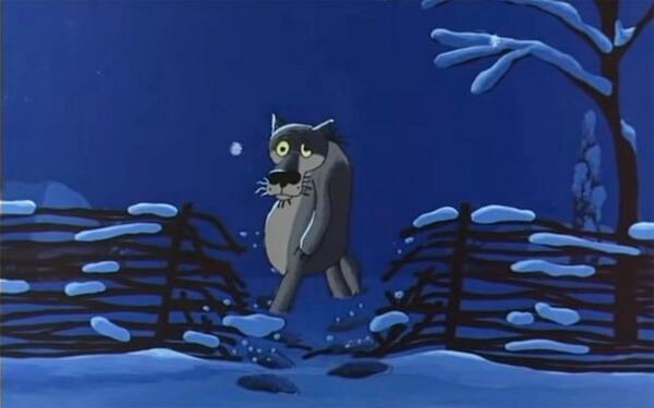 Рисунки из мультфильма «Жил-был пёс»