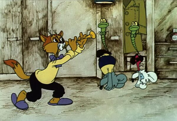 Сколько выпущено серий мультфильмов про кота Леопольда