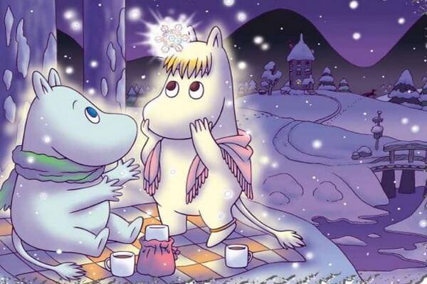 Когда премьера мультфильма Муми-тролли и Рождество