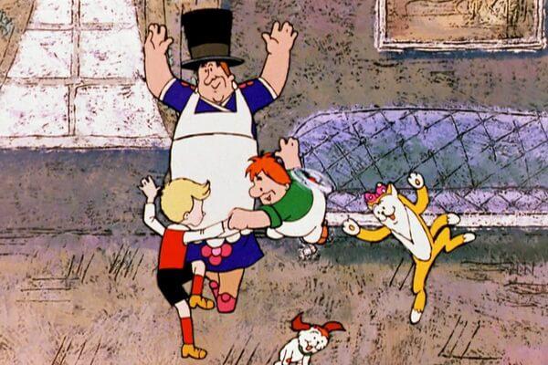 Советские мультфильмы про Малыша и Карлсона - интересные факты