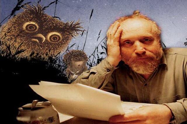 Мультфильмы Юрия Норштейна - лучшие работы известного художника-мультипликатора