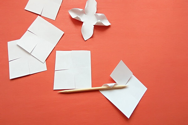 Весенняя открытка своими руками - шаг 3