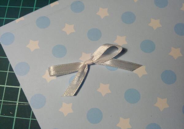 Как сделать объёмную новогоднюю открытку - шаг 14