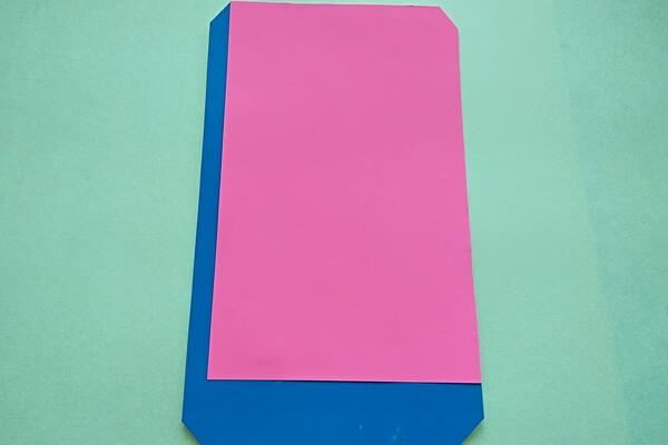 Новогодняя открытка со свинкой своими руками - пошаговый мастер-класс - шаг 5