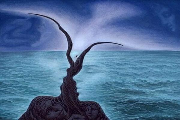 Октавио Окампо и его картины-иллюзии