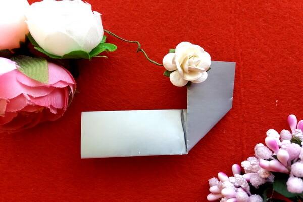 Оригами голова единорога поэтапно - шаг 6