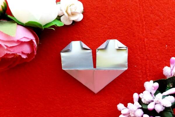 Оригами голова единорога поэтапно - шаг 8