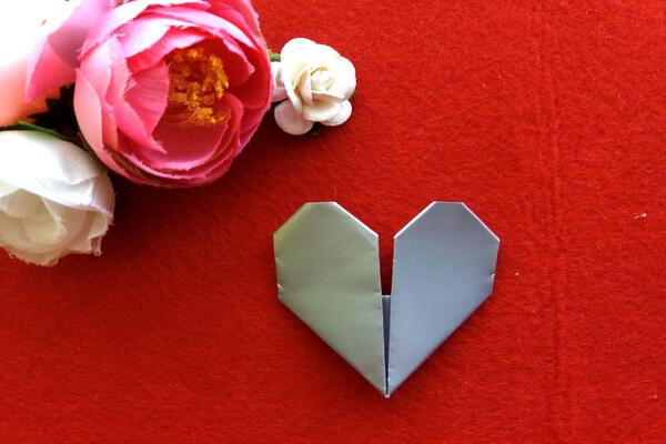 Оригами голова единорога поэтапно - шаг 9