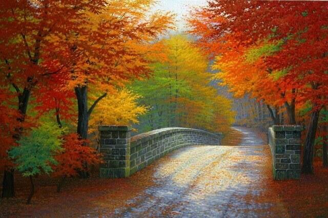 Осень в живописи - самые известные художники и их осенние картины