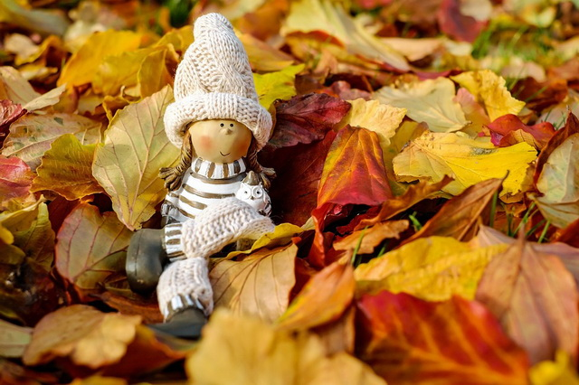Осеннее настроение - идеи декора
