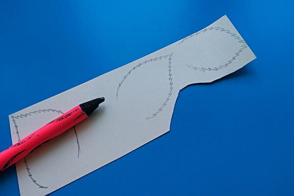 Красивая открытка с цветами в технике скрапбукинг поэтапно - шаг 2