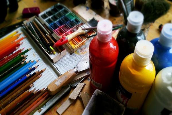 Как научиться рисовать карандашом и красками