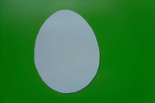 Пасхальное яйцо в технике квиллинг - пошаговый мастер-класс - шаг 2