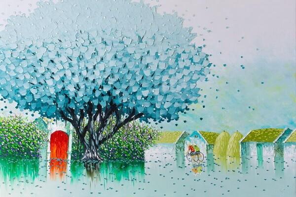 Картины Фэн Тчу Транг