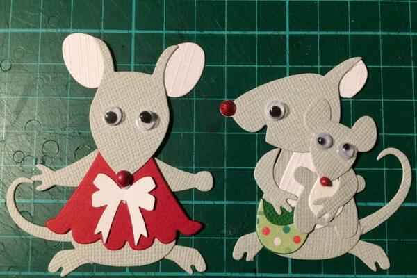 Подарки на Новый год крысы своими руками для коллег - лучшие идеи
