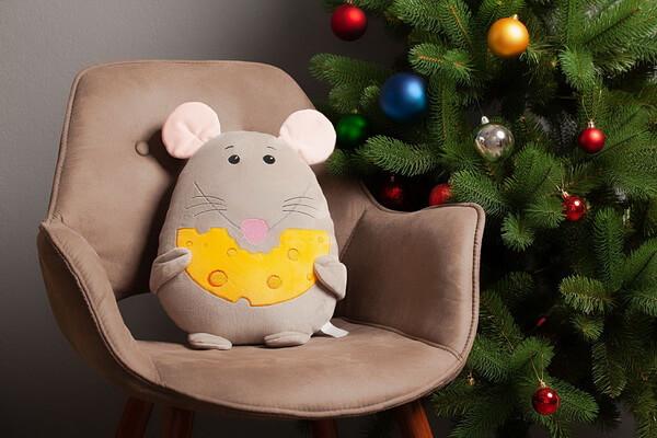 Подарки на Новый год крысы своими руками для друзей - Интересные идеи с фото